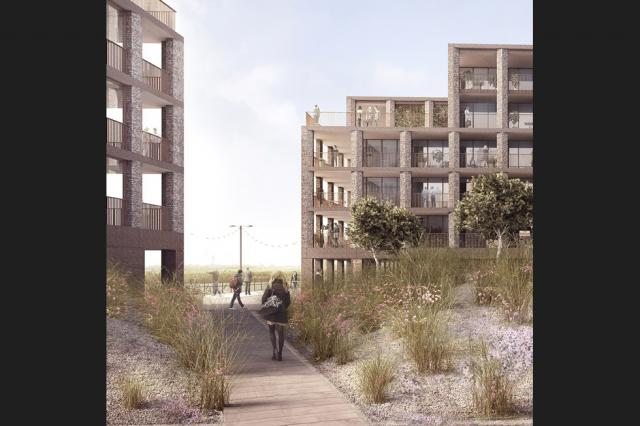 THIRD PHASE: Hayle north quay by FCBS May 2018  Source: Forbes Massie